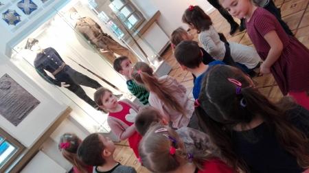 Wizyta w muzeum 13 lutego