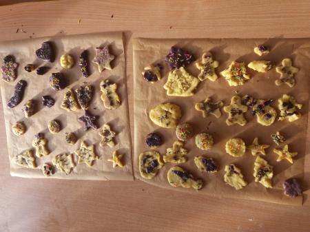 Pieczemy ciasteczka