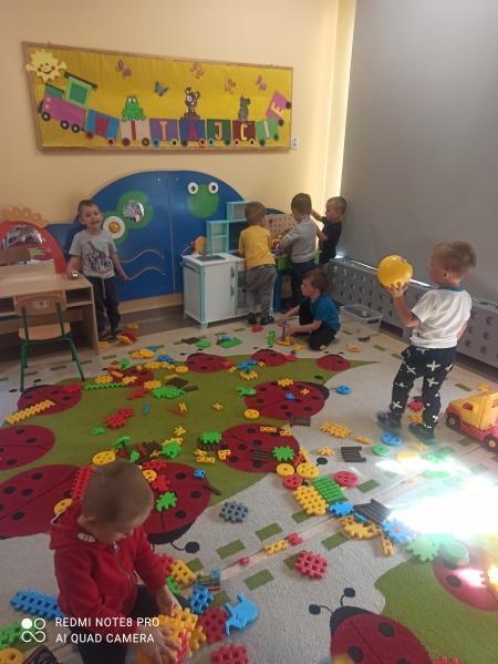 Pierwsze dni w przedszkolu :)