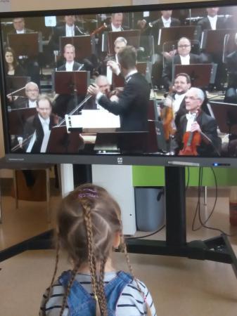 Z wizytą w filharmonii