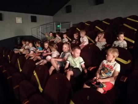 Wycieczka do kina